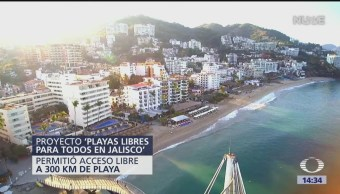 Foto: Diputados avalan libre acceso y tránsito en playas mexicanas