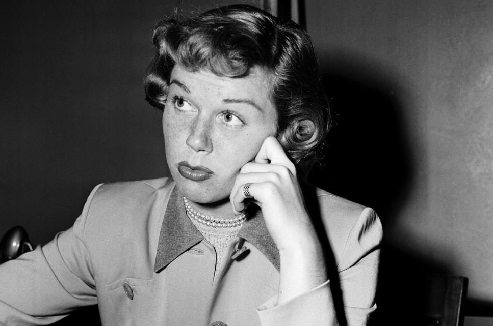FOTO Muere Doris Day, estrella de Hollywood, a los 97 años (AP, 1949)