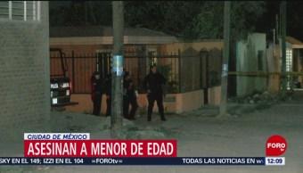 Ejecutan a adolescente de 14 años en Tonalá, Jalisco