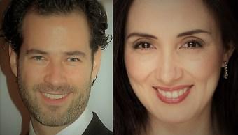 Emiliano Salinas y Rosa Laura Junco, implicados en caso de explotación sexual NXIVM