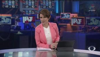 Foto: En Punto Denise Maerker Televisa 16 de Mayo 2019