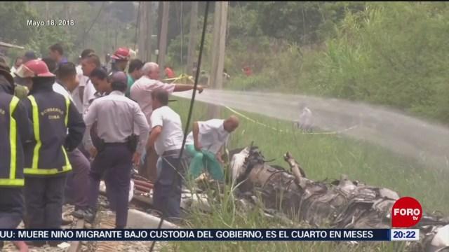 Foto: Accidente Aéreo Cuba Error Tripulación 16 Mayo 2019