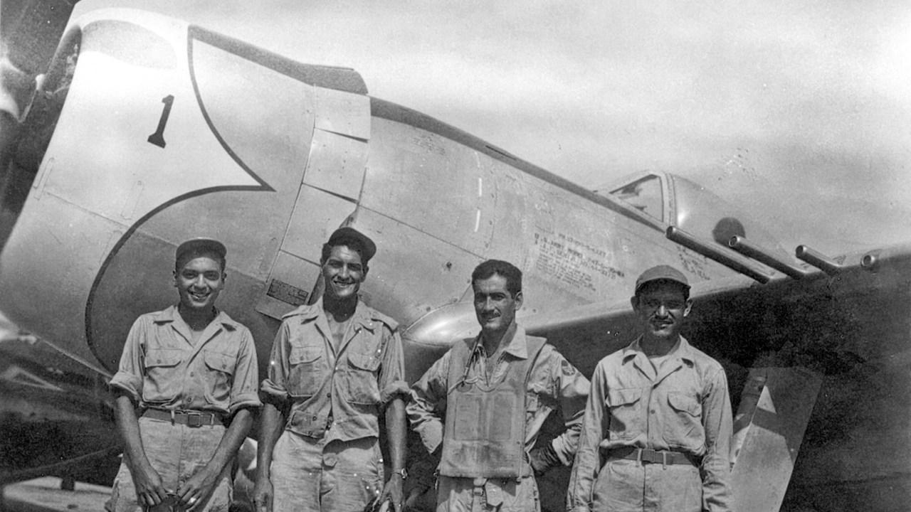Escuadron-201-Escuadrón-Segunda-Guerra-Mundial-Mexico-Mexicanos, 4 de mayo 2019, Ciudad de México