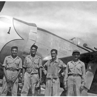 Escuadrón 201: Los héroes mexicanos olvidados de la Segunda Guerra Mundial