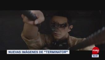 """#EspectáculosenExpreso: Nuevas imágenes de """"Terminator"""""""