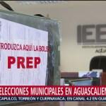 Foto: Domingo Elecciones Entidades31 Mayo 2019