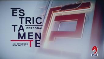 Estrictamente Personal: Programa del 23 de mayo del 2019