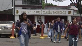 Foto: Estudiante IPN Herida Bala Asalto En Transporte Público 3 Mayo 2019