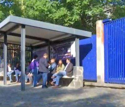 Facultad de Ciencias Políticas de UNAM realiza paro por muerte de Aideé Mendoza