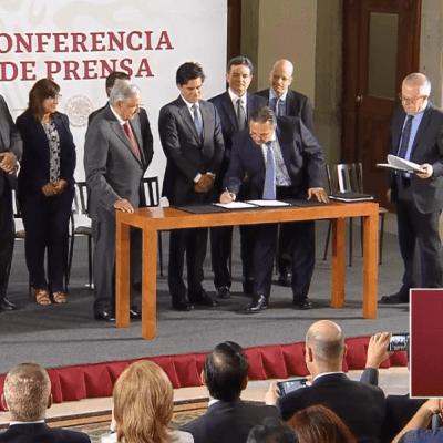 HSBC, JP Morgan y Mizuho destacan confianza en México