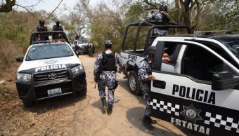 Foto: Ya suman 44 los puntos positivos de búsqueda de restos humanos en la fosa clandestina que se ubica en el municipio de Úrsulo Galván del Estado de Veracruz, 1 mayo 2019