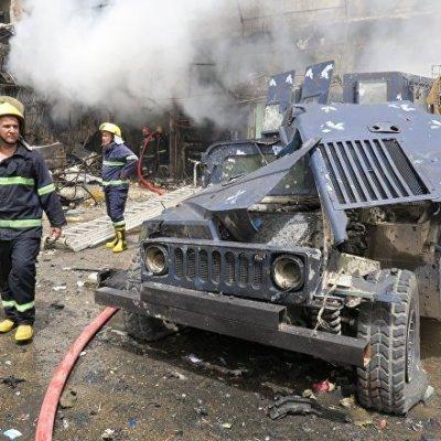 Ataque suicida deja 8 muertos y 15 heridos en mercado de Irak