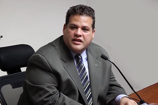 Foto: Diputado opositor venezolano Franco Manuel Casella Lovaton