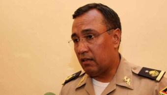 Foto: General Eduardo León Trauwitz, subdirector de Salvaguarda Estratégica de Pemex