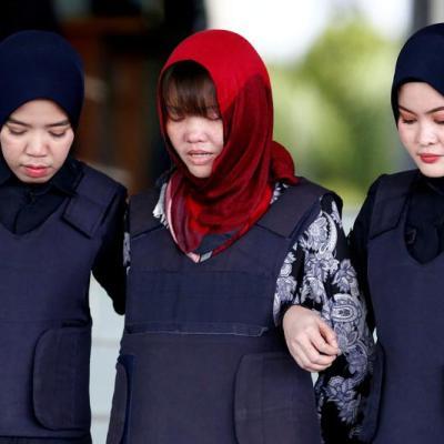 Liberan a mujer acusada por muerte de medio hermano de Kim Jong-un