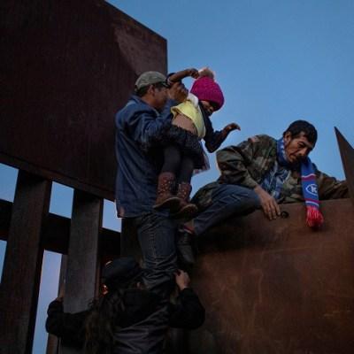 Migrantes detenidos en frontera EEUU-México suman 100 mil en abril
