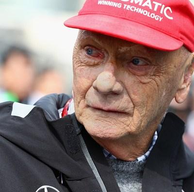 Muere el expiloto de la Fórmula 1 Niki Lauda