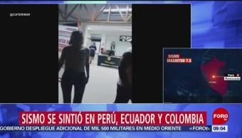 FOTO: Fuerte sismo en Perú deja muertos, 26 MAYO 2019