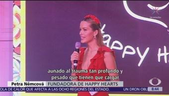 Fundación Happy Hearts celebra su gala