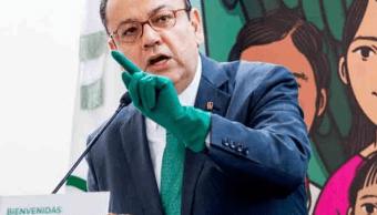 FOTO Germán Martínez envía oficio al Senado para regresar (Notimex 2019)