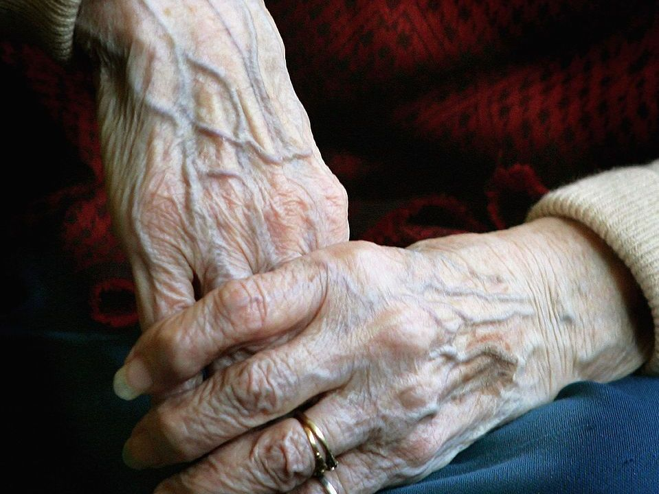 foto Mujer de 102 años mata a su compañera de asilo de 92 4 de abril de 2006