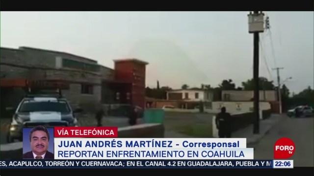 FOTO: Grupo armado deja camioneta con cuerpos en Coahuila, 19 MAYO 2019