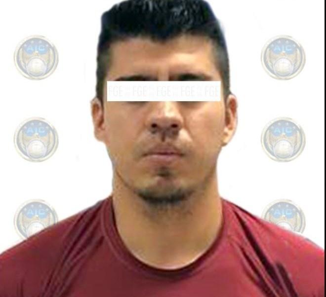 Foto: La detención tuvo lugar en una zona exclusiva del municipio de Celaya, en Guanajuato, el 19 de mayo de 2019 (Fiscalía de Guanajuato)