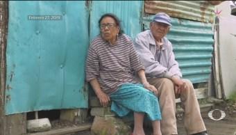 FOTO: Hacienda modifica fideicomiso público para dejar de retener cuotas a ferrocarrileros jubilados, 1 MAYO 2019
