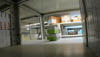 FOTO Huachicol de medicinas, plataforma que denuncia desabasto (Noticieros Televisa mayo 2019)