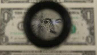 Foto: Grabado e impresión de la producción de billetes de dólar en Estados Unidos, mayo 22 de 2019 (Getty Image)