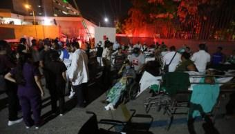 FOTO Incendio saca a pacientes de hospital del IMSS en Sinaloa (noroeste.com 27 mayo 2019 mazatlán)