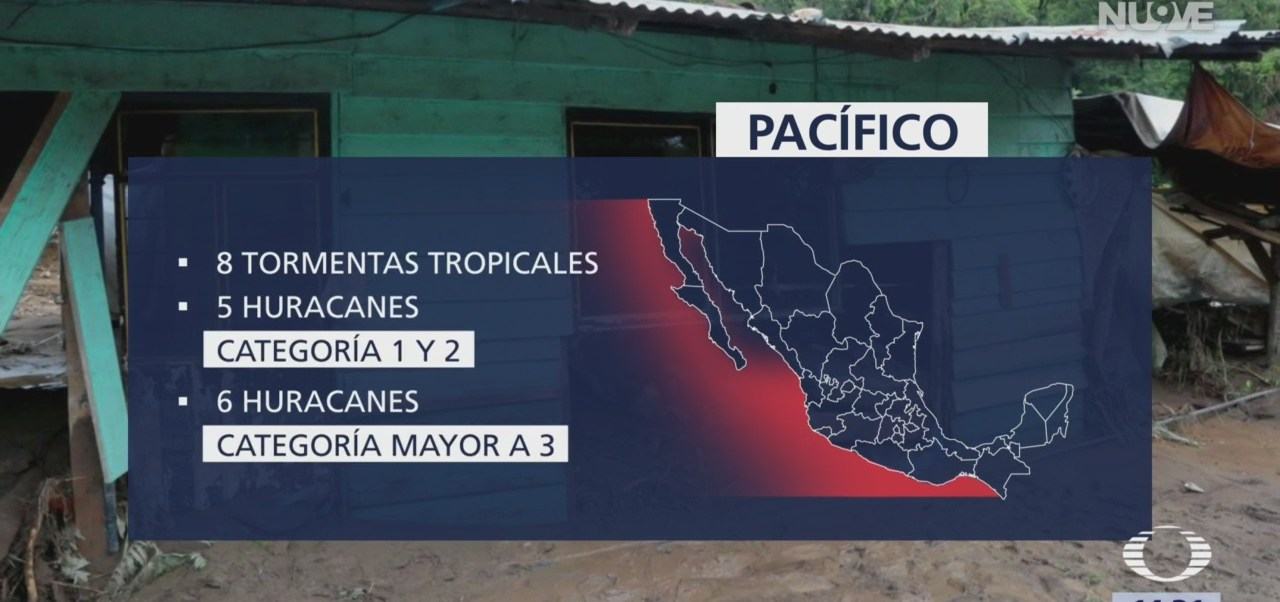 Foto: Inicia temporada de huracanes