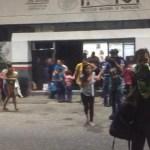 Foto: Se registró un incendio al interior en la estación migratoria de Tapanatepec, Oaxaca, 12 mayo 2019