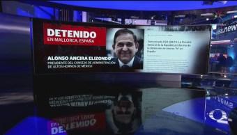 Foto: Interpol Detiene Altos Hornos México; FGR Va Emilio Lozoya 28 Mayo 2019