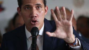 Foto: Juan Guaidó, autoproclamado presidente interino de Venezuela, 12 mayo 2019