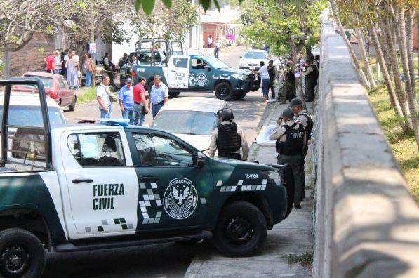 Foto: Asesinan a directora de un kínder en Boca del Río, Veracruz, 10 mayo 2019
