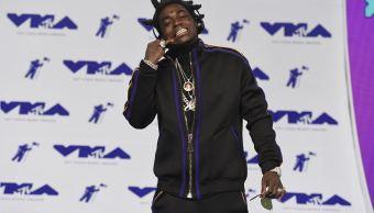 Foto: Kodak Black llega a los MTV Video Music Awards, 12 mayo 2019