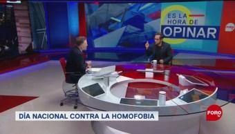 Foto: Día Homofobia Transfobia Genaro Lozano 23 Mayo 2019