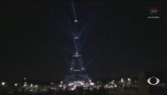 Foto: Torre Eiffel Cumple 130 Años 15 de Mayo 2019