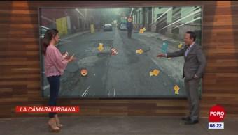 #LaCámaraUrbana en Expreso: Calles con pavimento en mal estado