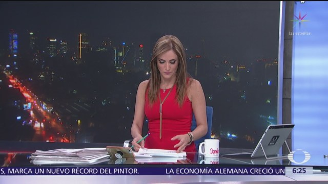 Las noticias, con Danielle Dithurbide: Programa del 15 de mayo del 2019