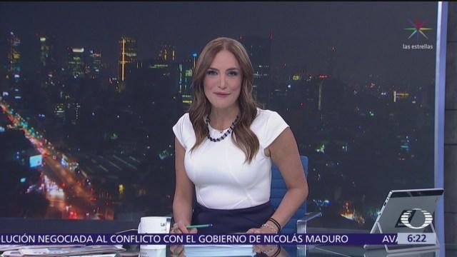 Las noticias, con Danielle Dithurbide: Programa del 28 de mayo del 2019