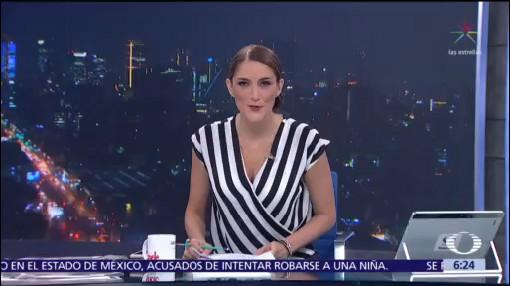 Las noticias, con Danielle Dithurbide: Programa del 31 de mayo del 2019