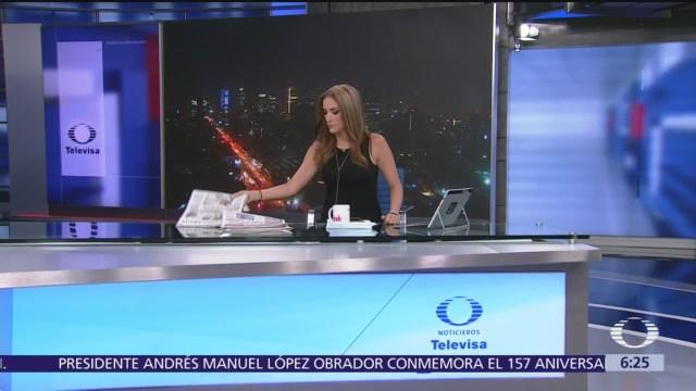 Las noticias, con Danielle Dithurbide: Programa del 6 de mayo del 2019