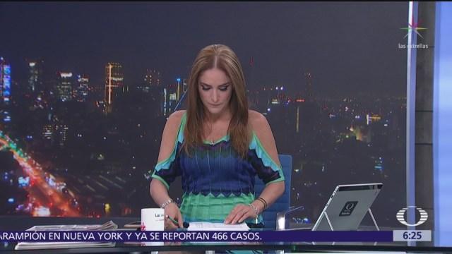 Las noticias, con Danielle Dithurbide: Programa del 8 de mayo del 2019