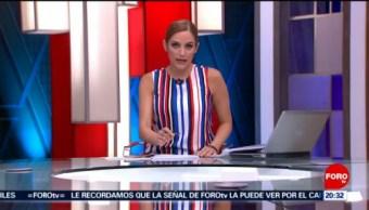 Foto: Las Noticias Danielle Dithurbide Forotv 22 Mayo 2019