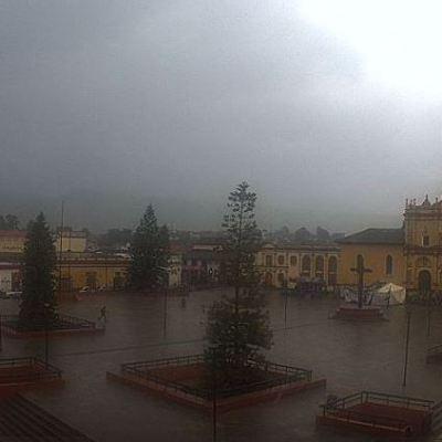 Primer temporal de lluvias afectará 25 regiones de México