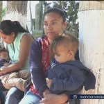 Foto: Madres migrantes buscan oportunidades en la frontera