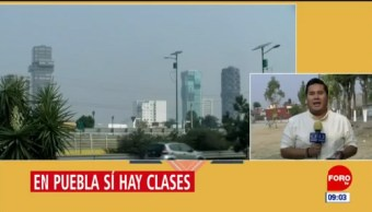 Mejora la calidad del aire en Puebla