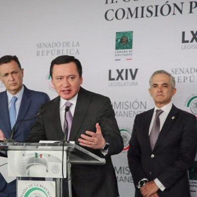 Osorio Chong denuncia falta de interés del gobierno en el combate a incendios forestales